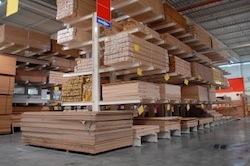 Négoce de matériaux de construction