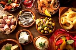 Bar restaurant espagnol tapas