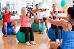 Plan Gym sénior à domicile