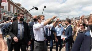 Fête de la musique 2021 : Un concert électro aura lieu à l'Elysée, annonce Emmanuel Macron