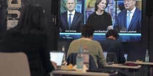 Elections allemandes: Olaf Scholz conforté dans son rôle de favori