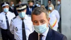 Gérald Darmanin n'exclut pas la vaccination obligatoire pour les policiers