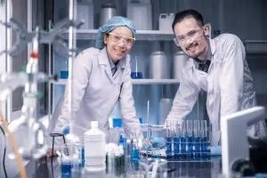 Laboratory glassware for the development of medical innovation