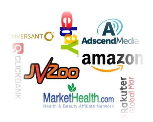Compañías que ofrecen Planes de Afiliados.