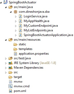 Spring Boot Actuator A Complete Guide - Dinesh on Java
