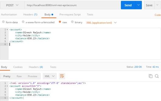 Spring Restful Web Services XML CRUD Example - Dinesh on Java