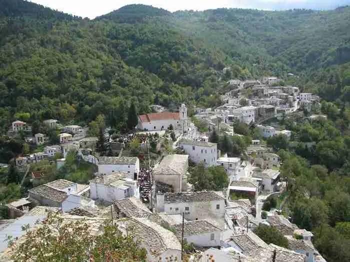 Πέντε Ελληνικά χωριά.. έξω από τα συνηθισμένα!
