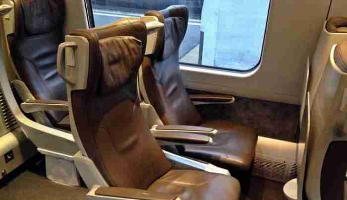 Αργυρό Βέλος: Με αυτό το τρένο θα ταξιδεύουμε από το Σεπτέμβριο Αθήνα - Θεσσαλονίκη