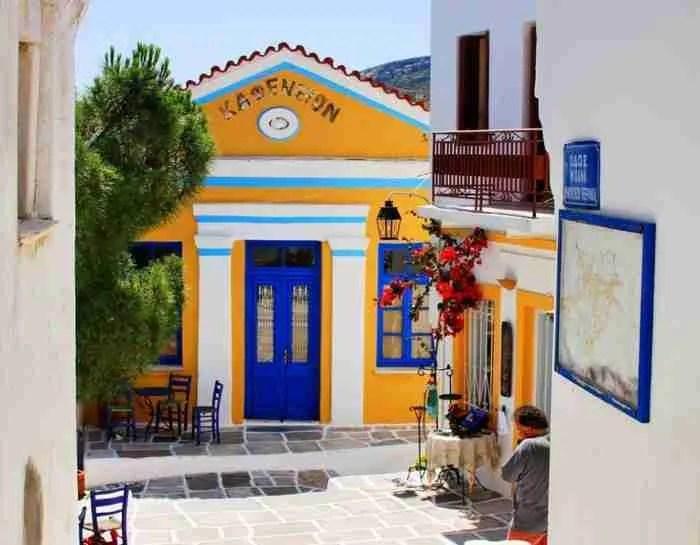 Η Πάρος ψηφίστηκε ως το καλύτερο νησί της Ευρώπης