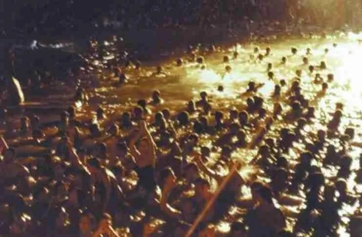 Το Πάρτυ στη Βουλιαγμένη του Λουκιανού. Η βραδιά που άφησε εποχή