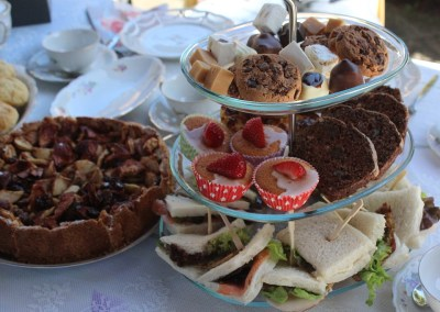 Stadswandeling met high tea