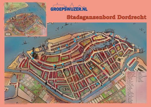 Stadsganzenbord Dordrecht – puzzeltocht