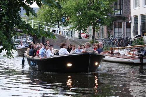 Bootje Aap – rondvaart Leiden