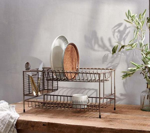Dish Racks and Sink Accessories