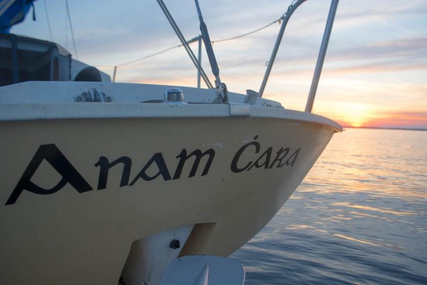 live aboard, lake champlain, live aboard, single handed sailor girl