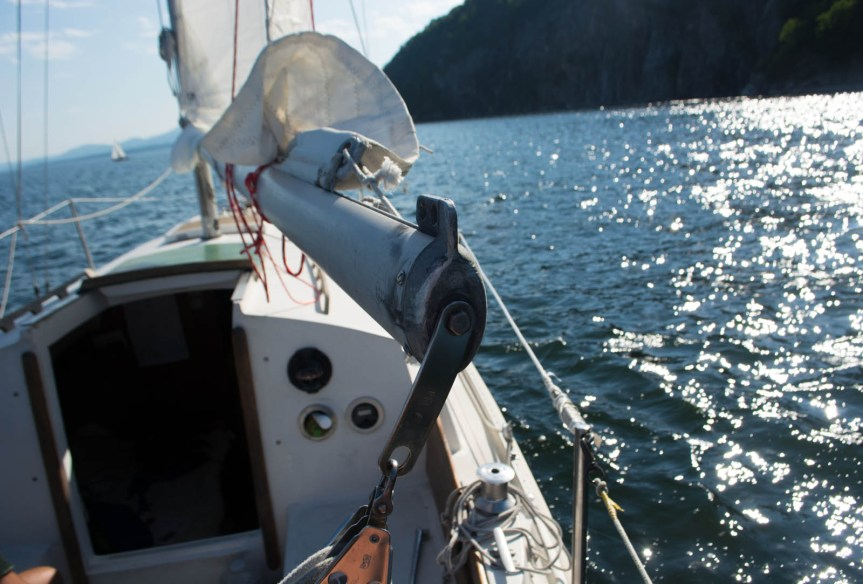 Sailing blog, dinghy dreams, bristol 24, live aboard