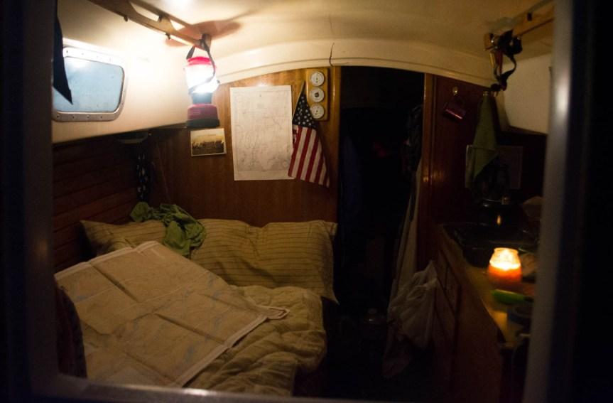 bristol 24 live aboard, live aboard sailor girl