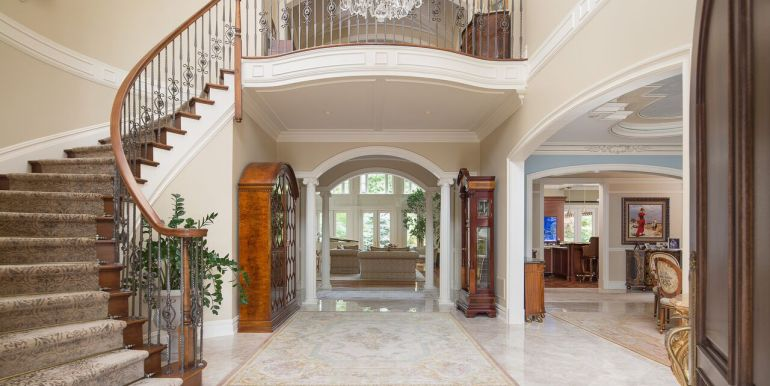 9 Willow Woods Trail Foyer