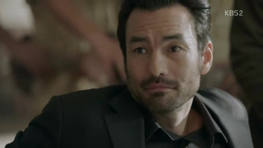 David Lee McInnis dans Descendants of the Sun