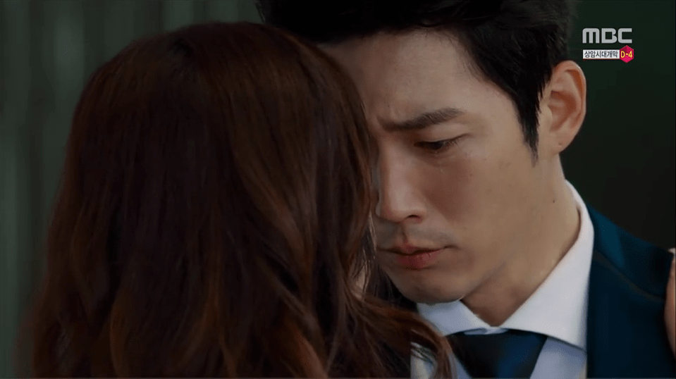 Fated to Love You Couple Embrace Lee Gun