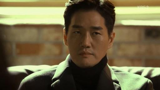 Yoo Ji-Tae dans Mad Dog