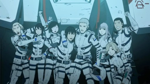 Knights of Sidonia Team