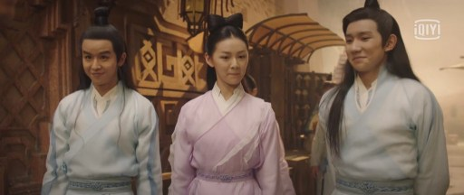 """Roy Wang in """"The Great Ruler"""""""