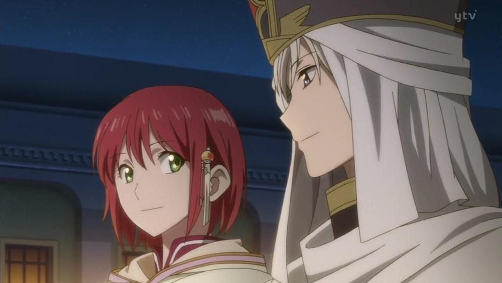 Zen and Shirayuki