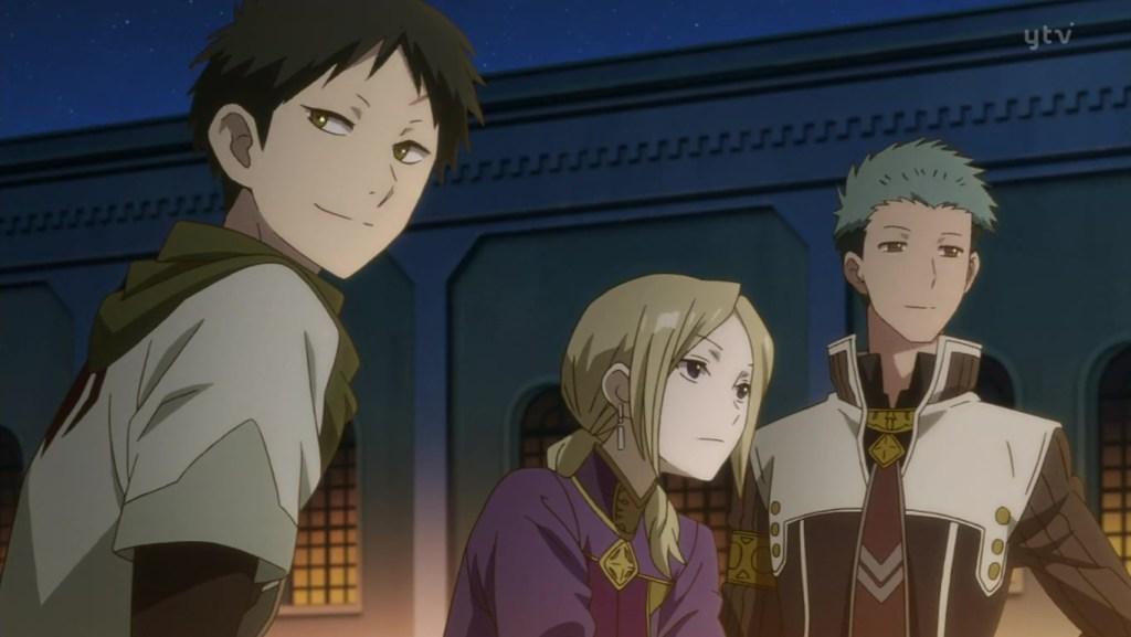 Akagami Friends