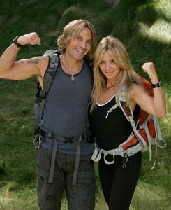 Eric & Lisa Amazing Race 15