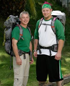 Gary & Matt Amazing Race 15