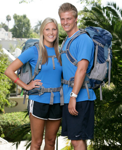 Megan and Cheyne Amazing Race 15