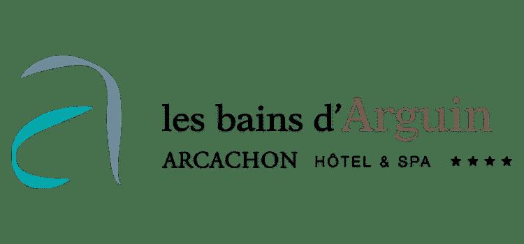 logo hôtel les bains d'arguin arcachon
