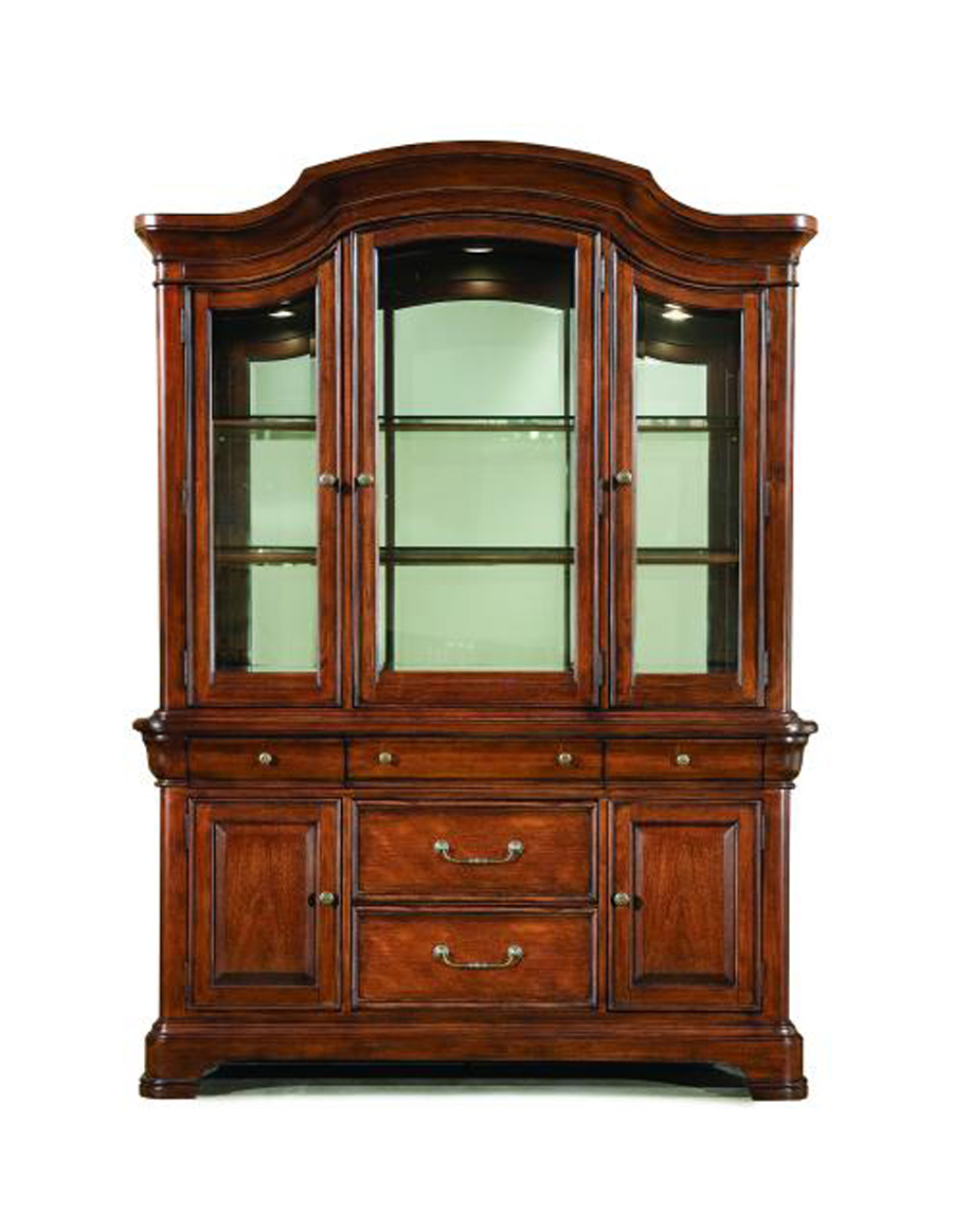 Legacy Classic Evolution China Cabinet By Dining Rooms Outlet
