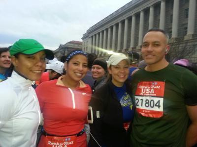 Adventures in Americana: Running the Rock 'n Roll USA Half-Marathon