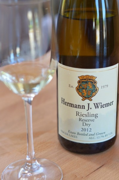 Wine Travel: Sunday at Wiemer Vineyards