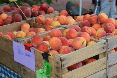 Flavors from Afar: Salads at Bloomingdale Farmer's Market