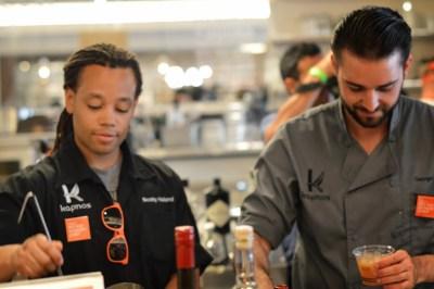 Recap: Chefs Behind Bars, Washington, DC