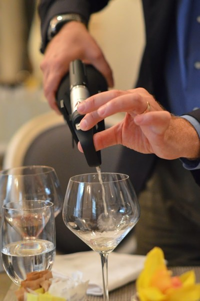 Coravin: How to get the wine past the cork