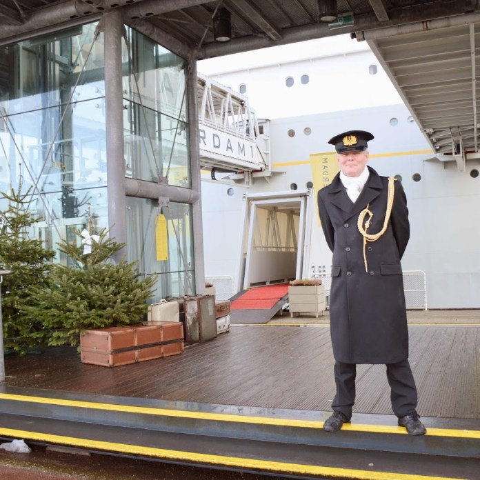 The Bellman at SS Rotterdam Hotel