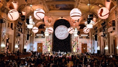 New Year's Eve in Vienna: Hofburg Silvesterball