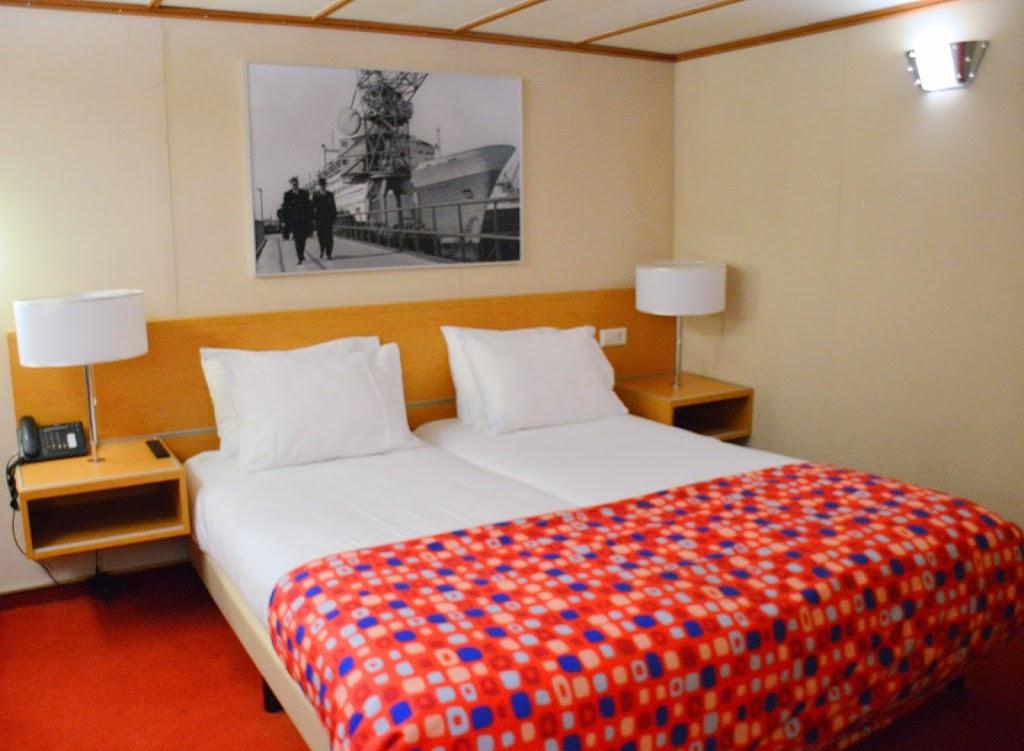 Room of SS Rotterdam Hotel