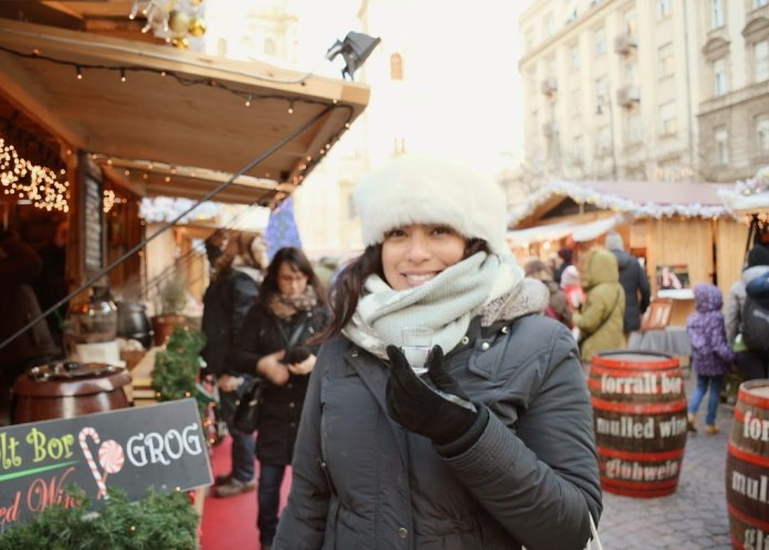 48 Hours in Budapest Christmas Market