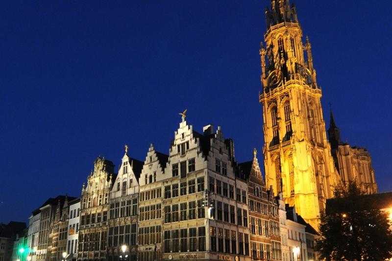 Antwerp Belgium Foodie Guide