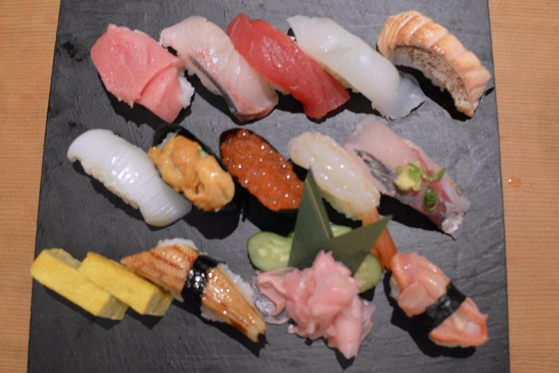 Eating in Okinawa: Sushi, Ramen, and Izakaya