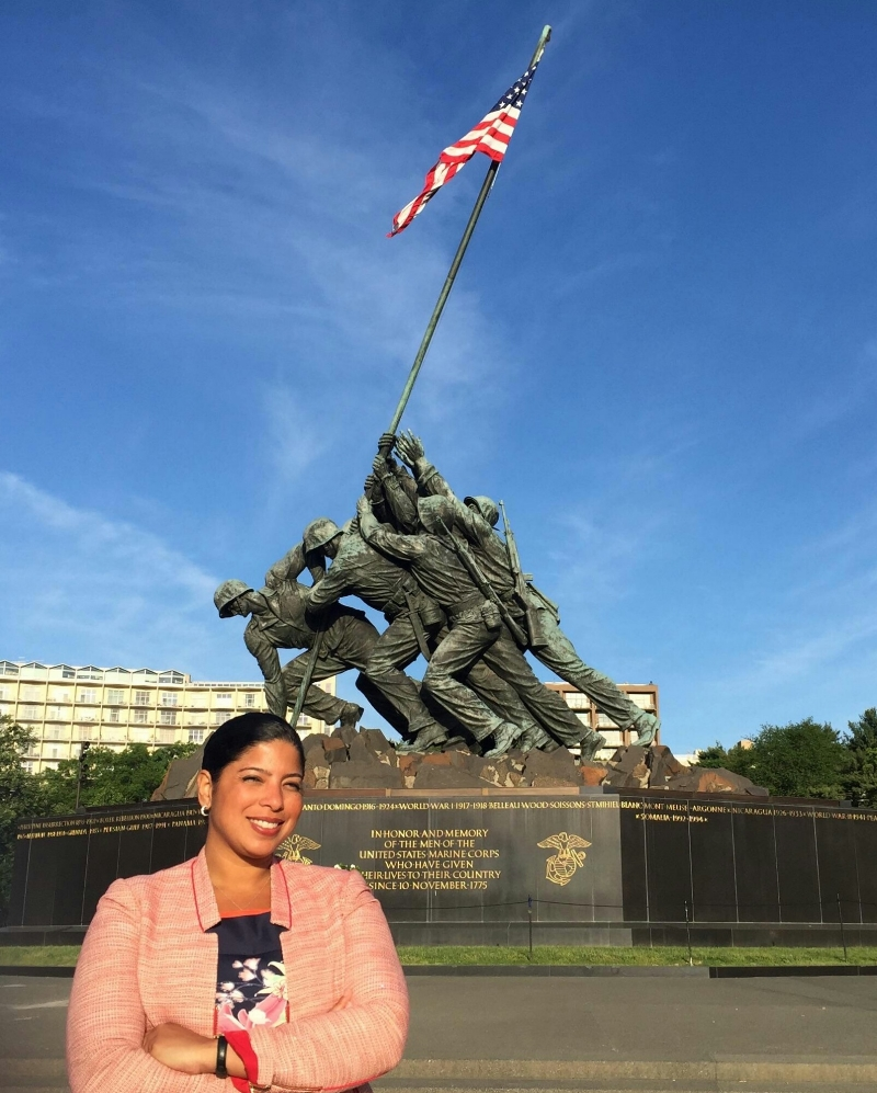 Things to do in Arlington Marine Memorial