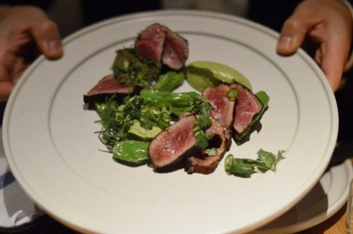 steak Cosme NYC