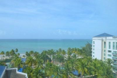 Tropical Luxury: Ritz Carlton San Juan
