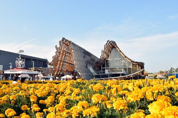 Expo Milano China Pavilion