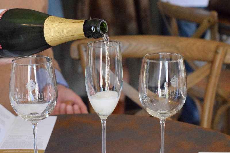 Loudoun County Wineries Greenhill Vineyards